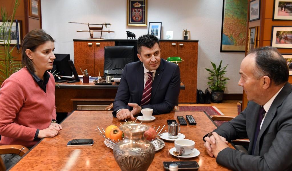 Састанак министара око уступања војних објeката за потребе високог школства