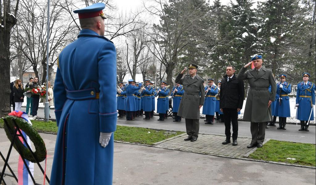 Министар Вулин НАТО агресију не можемо да заборавимо не можемо ни да опростимо