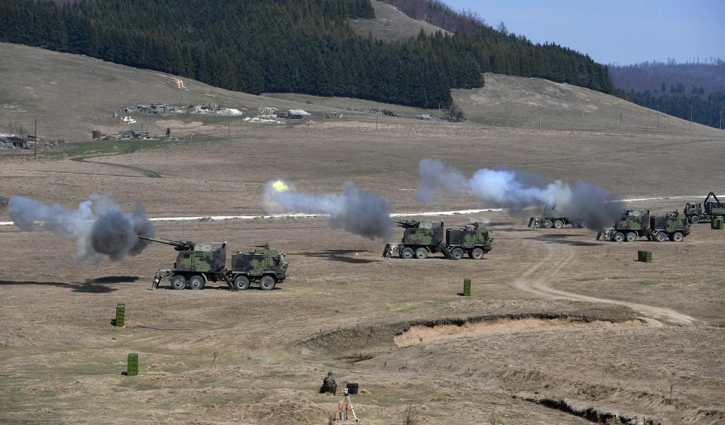 Vojska Srbije od danas snažnija za bateriju Nora