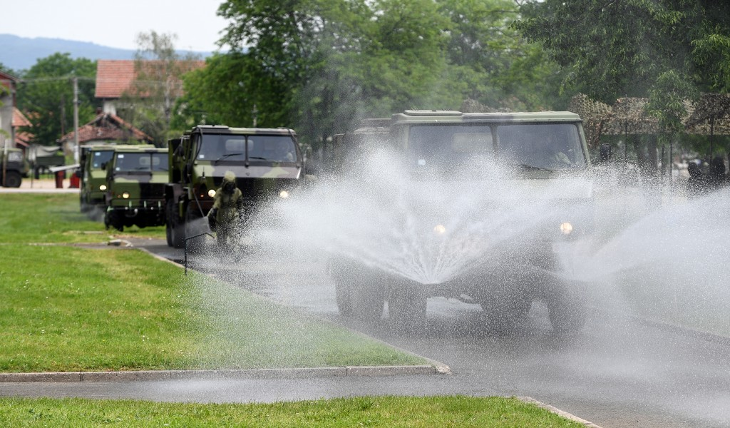 Ministar Vulin Vojska Srbije nastaviće da razvija ABHO komponentu