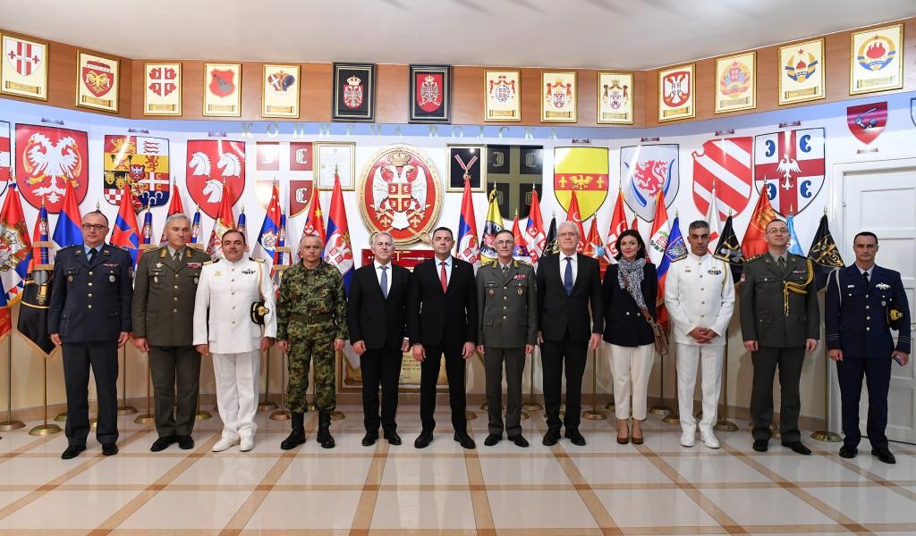 Министар Вулин Велика Албанија је претња
