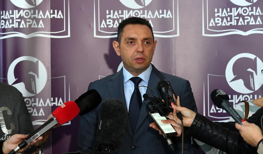Министар Вулин Разбијена легенда о беси