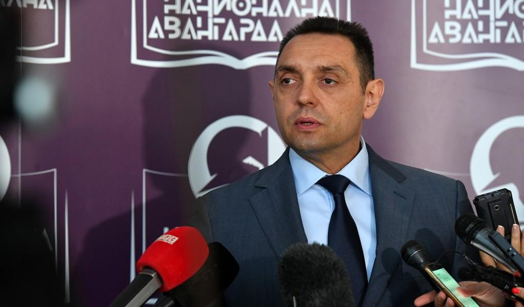 Ministar Vulin Zabrana Crvenoj zvezdi jer je simbol srpstva