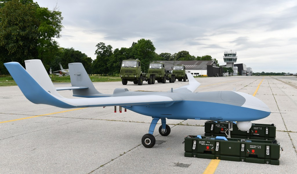 New unmanned aerial vehicles in the Serbian Armed Forces