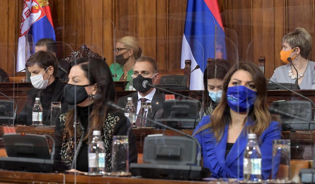 Министар Стефановић Снажна војска гарант је стабилности и безбедности Србије