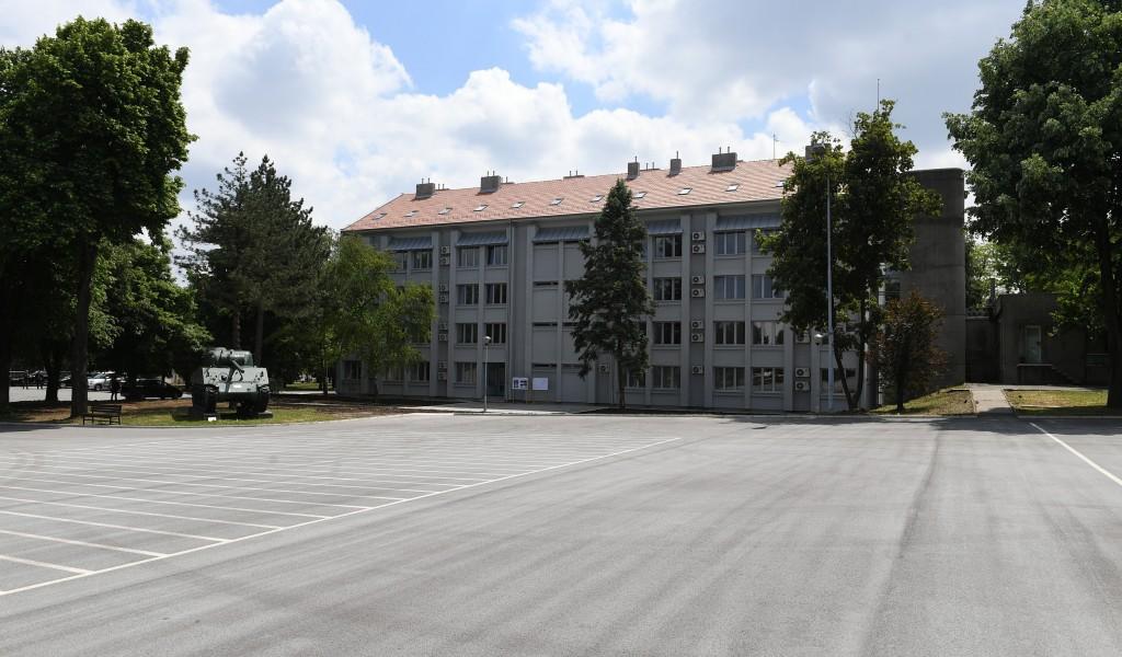 Novih 3 300 kvadrata za smeštaj kadeta Vojne akademije