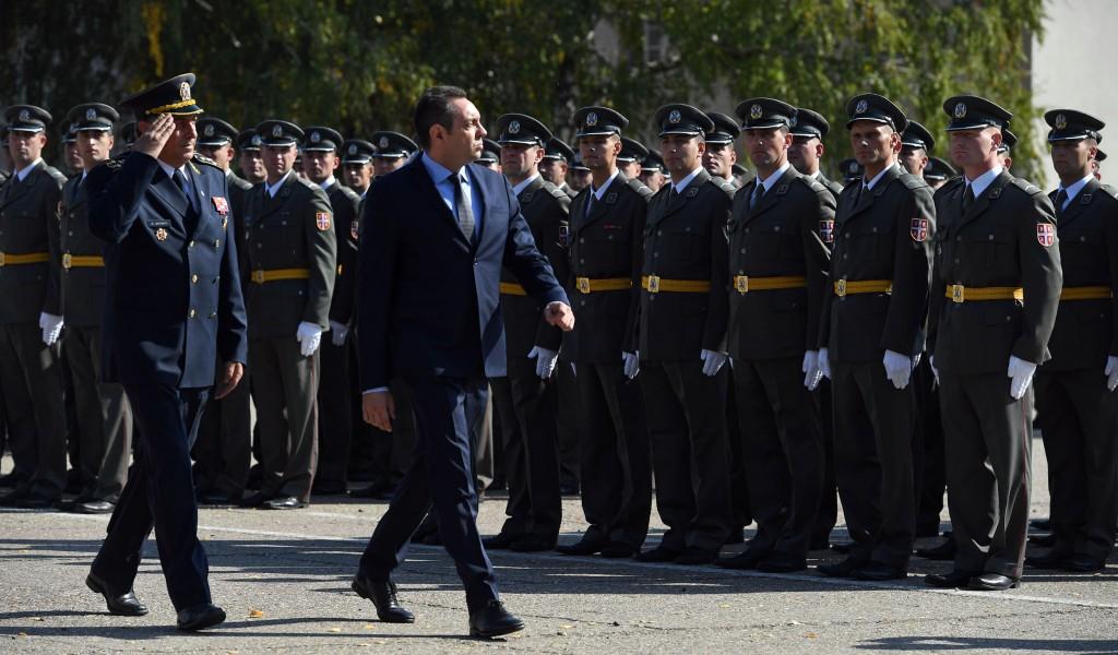 Ministar Vulin Snažna i zadovoljna vojska je garant naše samostalnosti