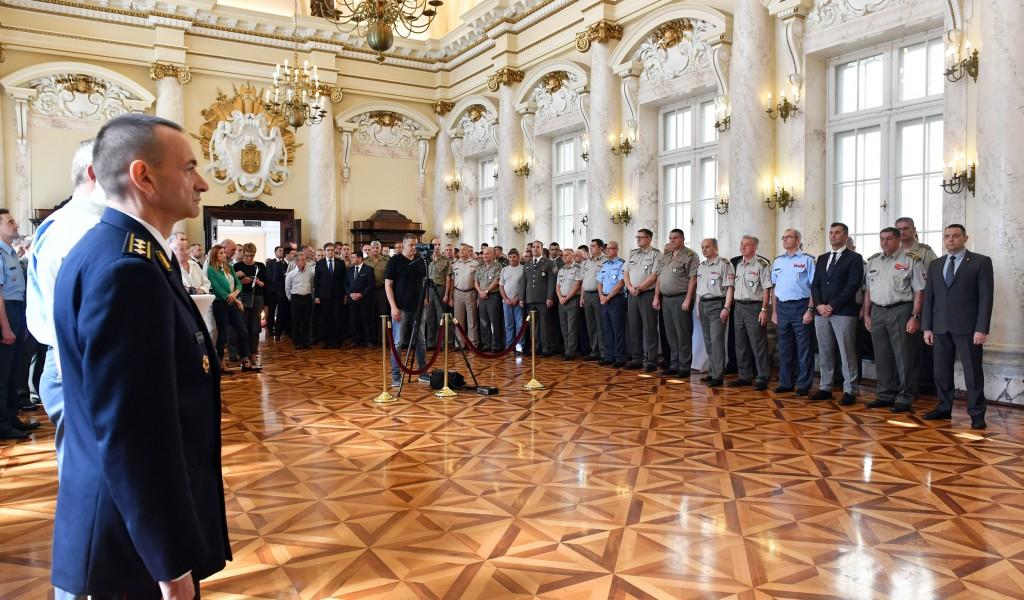 Опремање Војне полиције ће се наставити