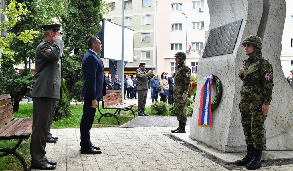 The 21st anniversary of the Battle of Paštrik marked