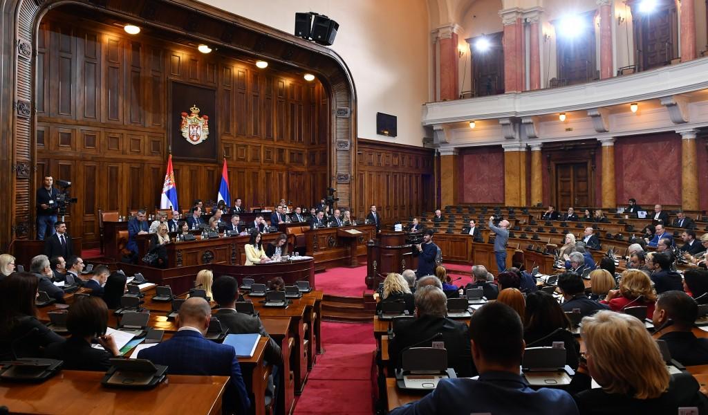 Ministar Vulin Vojska i policija brane Ustav i zakone