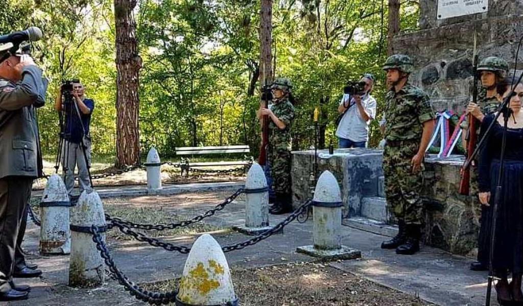 Obeležena 214 godišnjica od boja na Ivankovcu