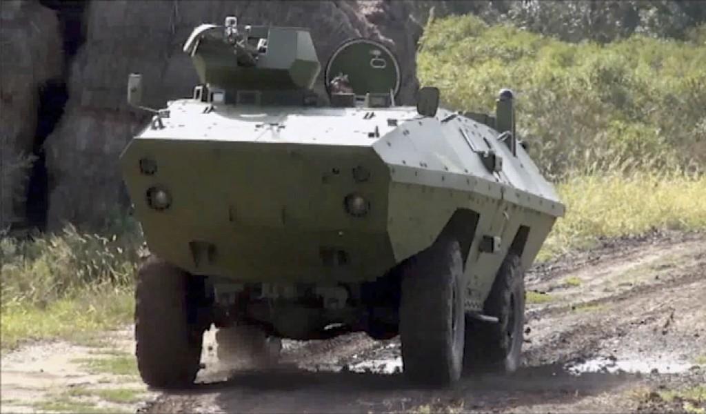 Modernizacija borbenih oklopnih vozila BOV 3 u komandno izviđačka vozila KIV