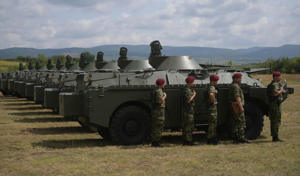 Ruska Federacija najveći donator Vojske Srbije