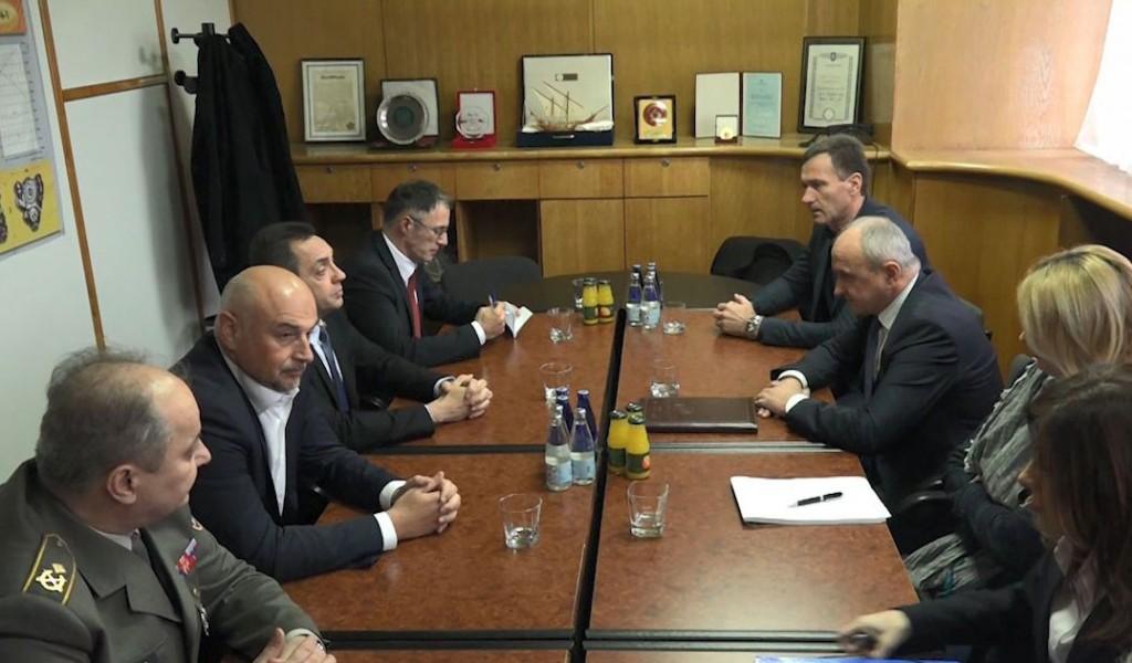 Унапређење сарадње са Републиком Српском у области одбрамбене индустрије