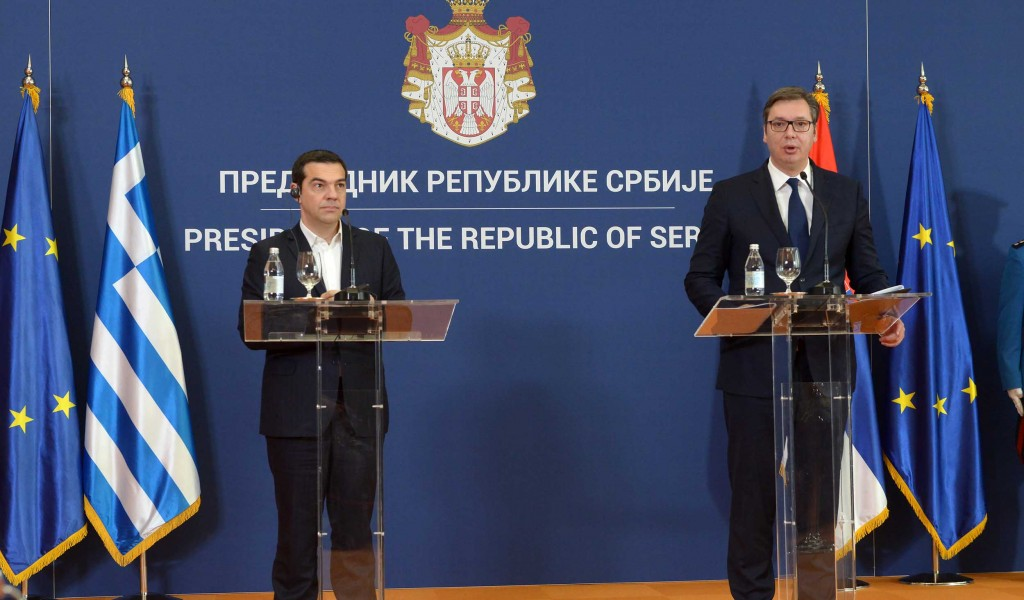 Stability and prosperity are common goals of Serbia and Greece