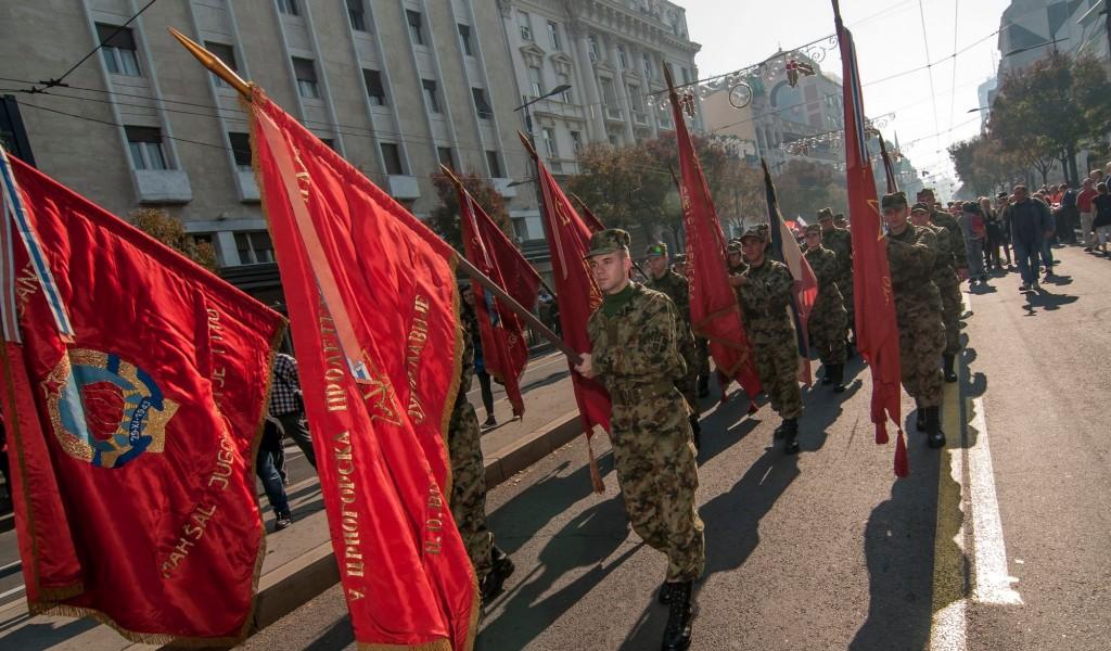 Почело обележавање Дана ослобођења Београда