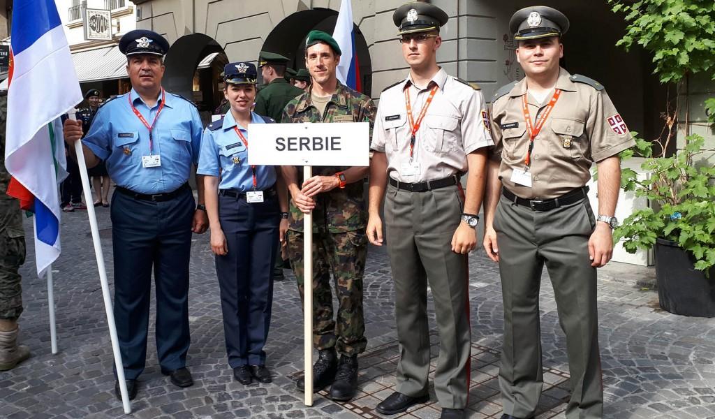 Успех стрелаца Војске Србије на првенству у Швајцарској