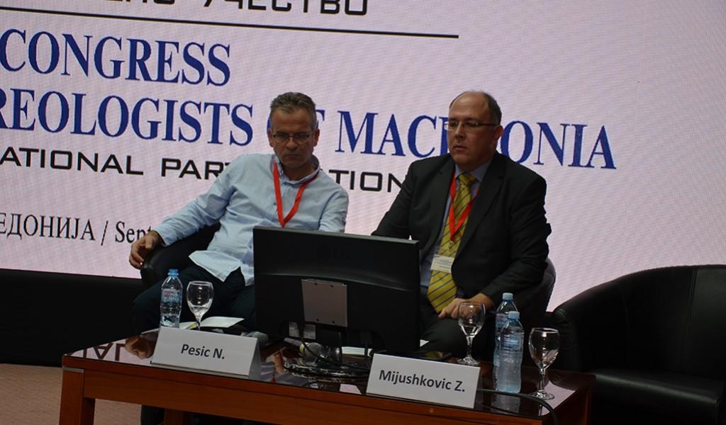 Дерматолози ВМА на конгресу у Македонији