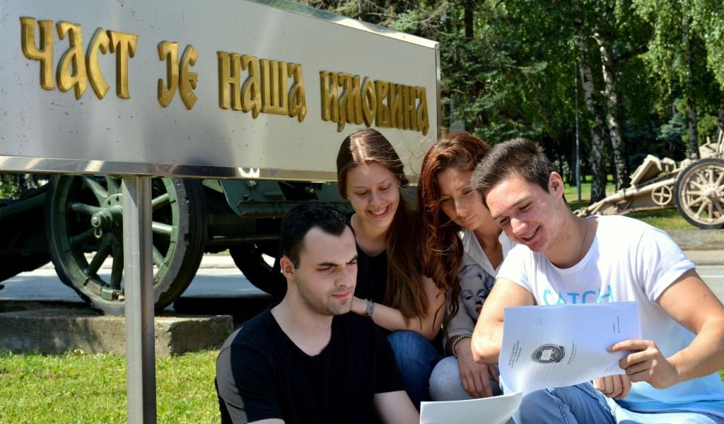Upis samofinansirajućih studenata u Vojnu akademiju