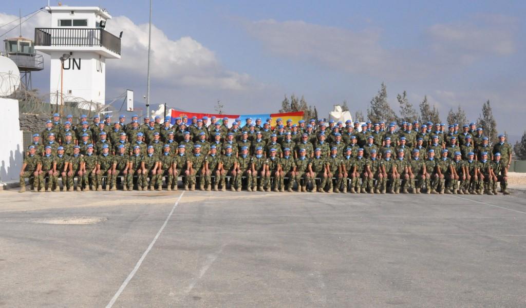 У посети српским мировњацима у мисији UNIFIL у Либану