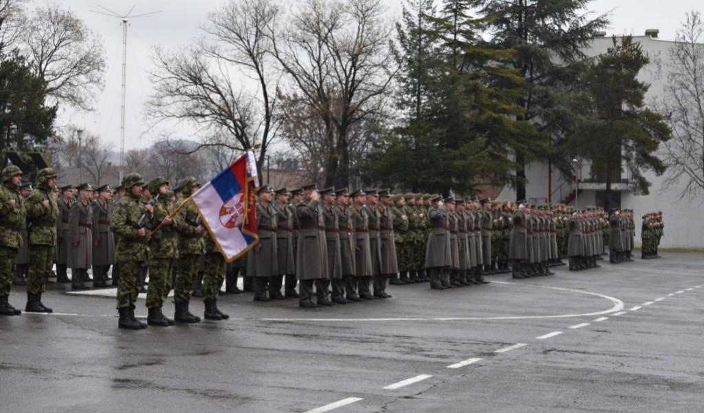 Обележен Дан Четврте бригаде копнене војске