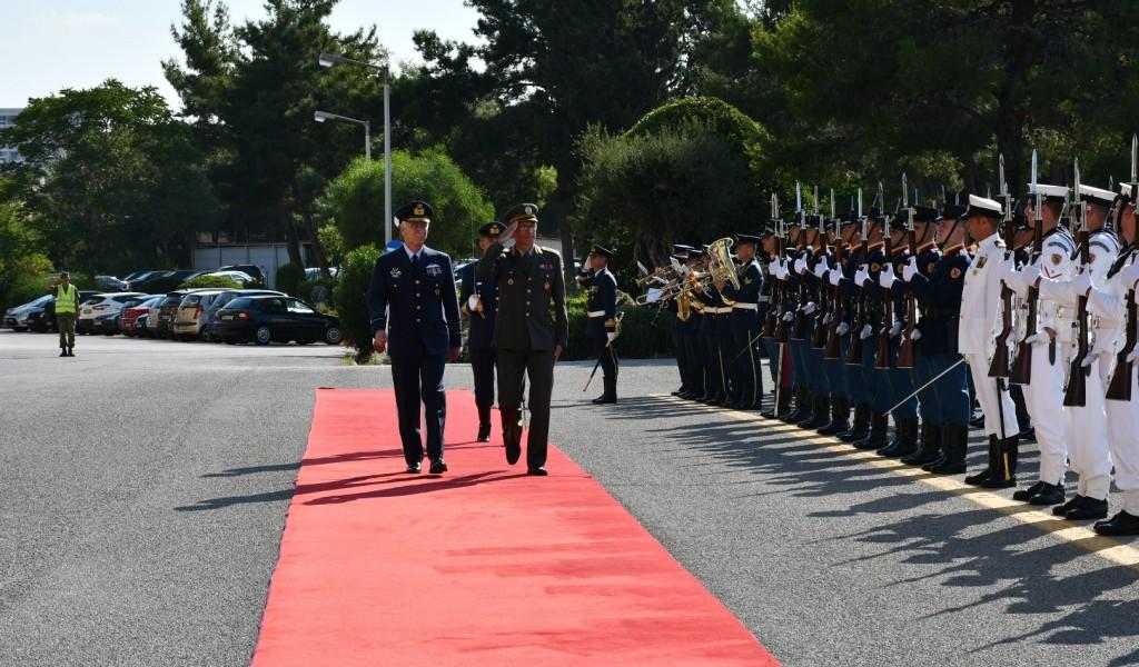 Начелник Генералштаба у званичној посети Грчкој
