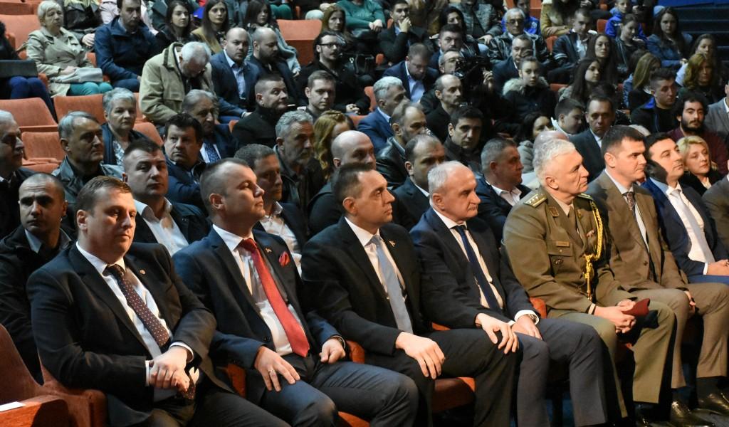 Ministar Vulin na obeležavanju Dana opštine Srebrenica Kako se odnosite prema Srbima tako se odnosite i prema Srbiji