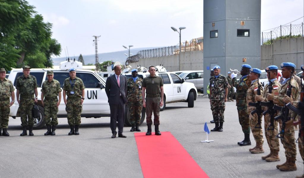 Министар Вулин Српски војници међу најобученијим у мировним мисијама