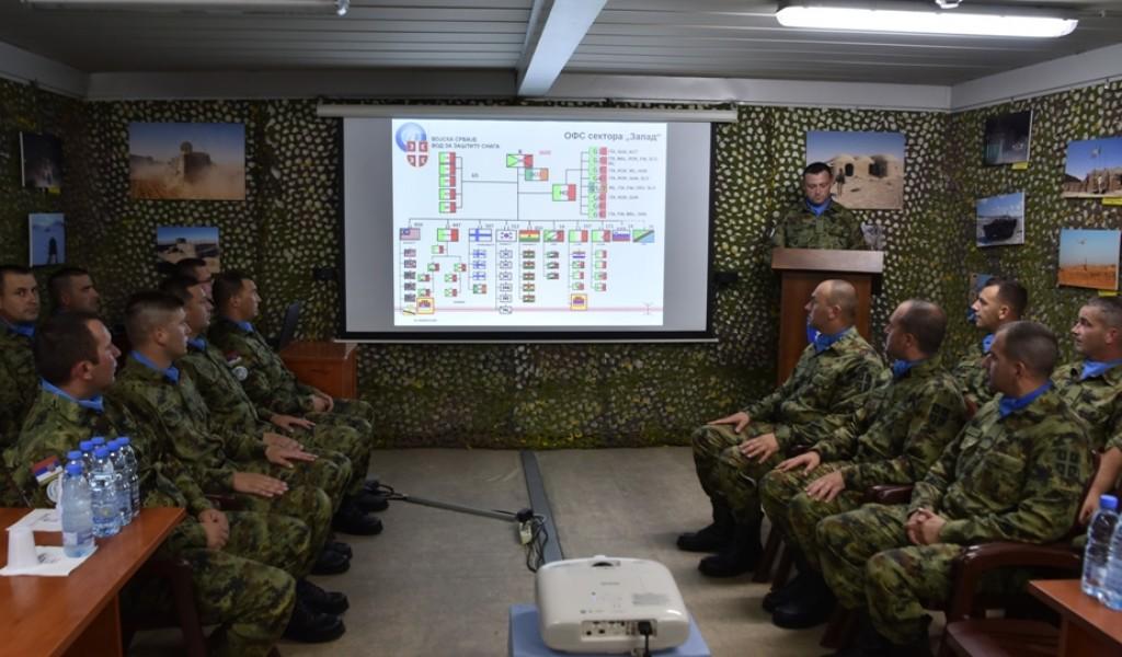 Министар Вулин УН поносне на српске војнике у UNIFIL желе да унапреде сарадњу