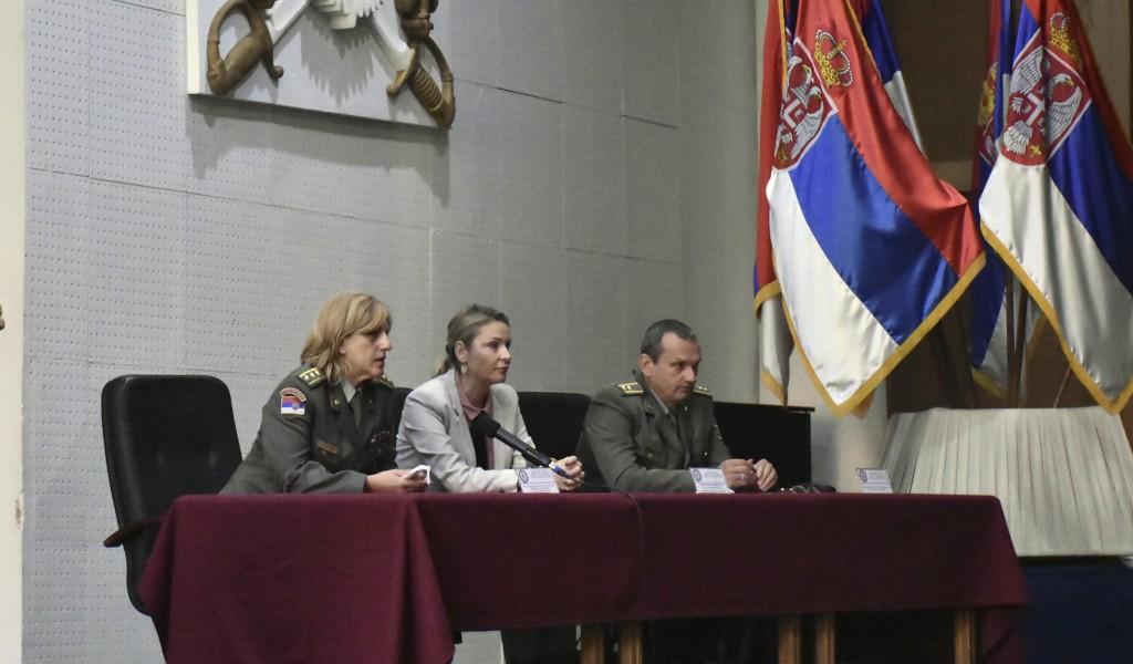 Obuka ovlašćenih lica iz subjekata planiranja odbrane