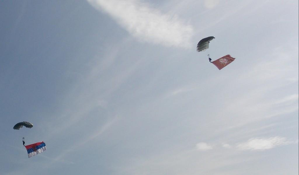 Дан војних падобранаца
