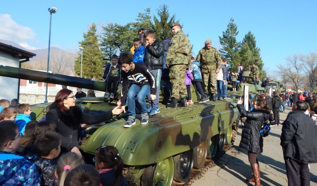 Open Day in Vranje