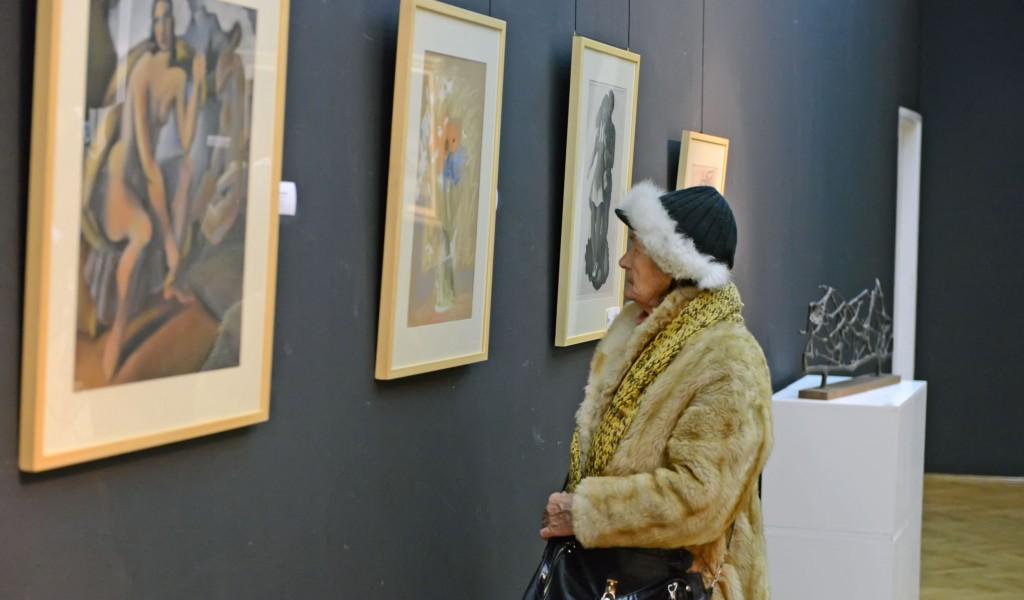 Otvorena izložba Izbor iz Umetničke zbirke Doma Vojske Srbije
