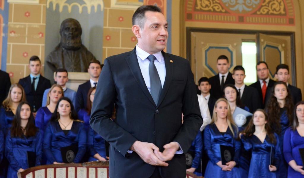 Министар Вулин Идући стазама Светог Саве не можемо да погрешимо