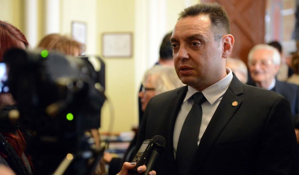 Министар Вулин Бринемо о безбедности свих људи који живе на Косову и Метохији