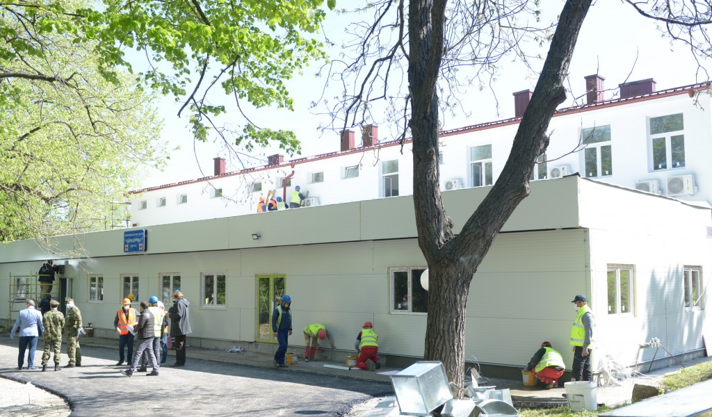 Minister Vulin The construction of a new hospital in Karaburma will be completed in six days