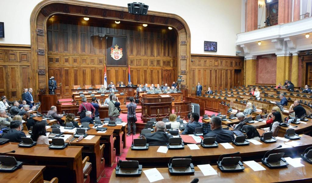 Nastavak načelne rasprave o zakonima iz oblasti odbrane