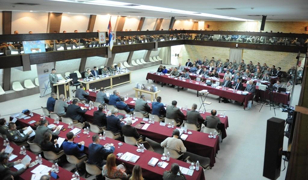 Отворен научни скуп Србија и стратегијска раскршћа