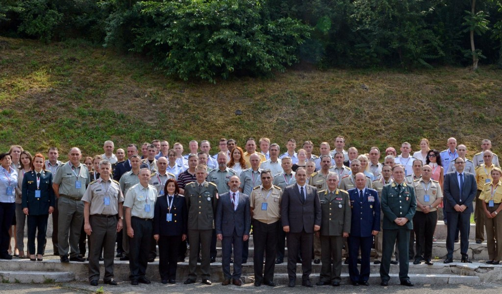 Regional Military Medical Conference Opened