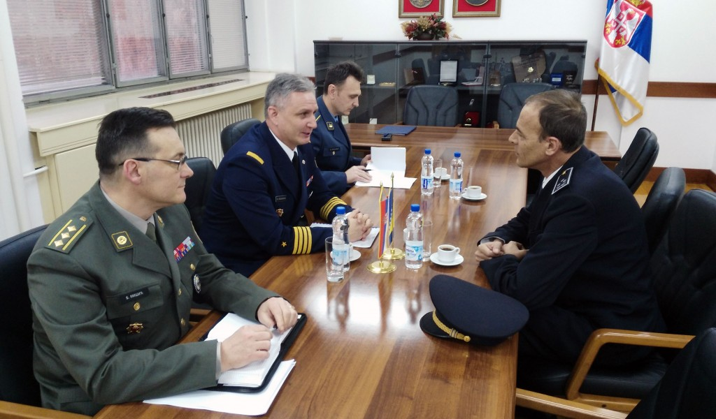 Potpisan Plan bilateralne vojne saradnje sa Bosnom i Hercegovinom