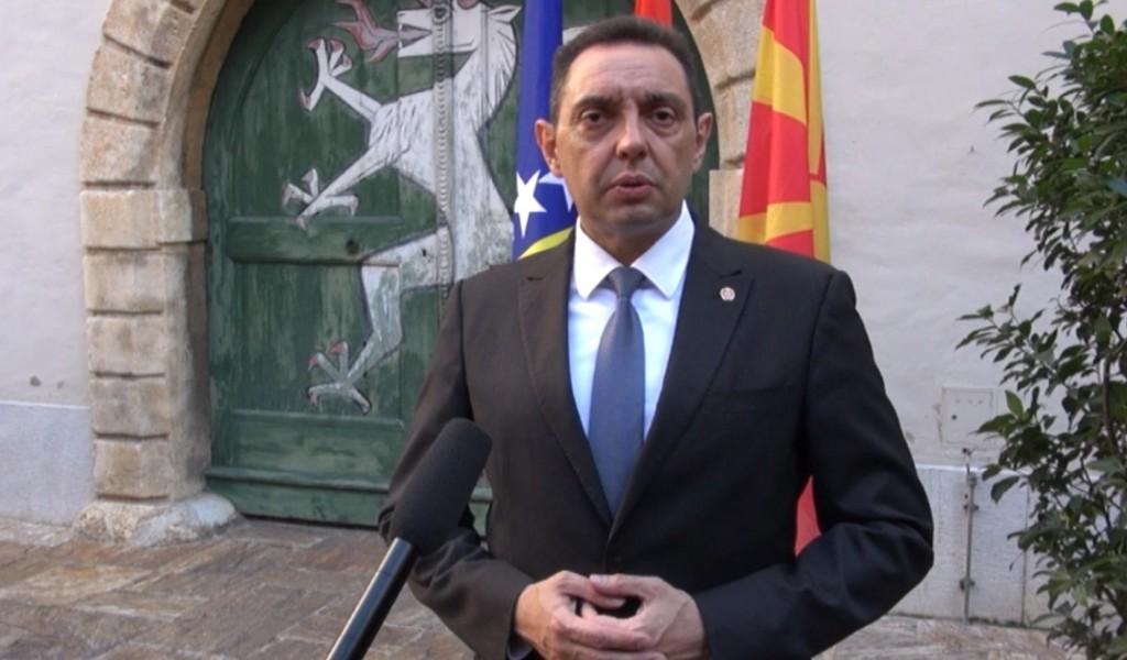 Министар Вулин ЕУ да заузме јасан став по питању миграција