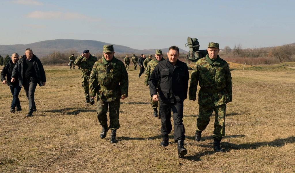 Војска модернизује јединице противваздухопловне одбране