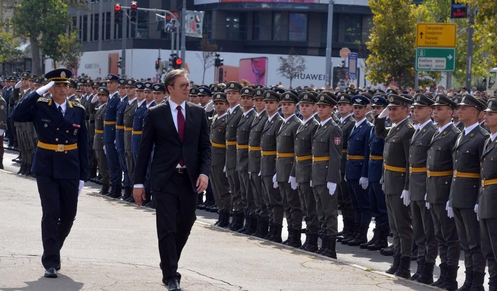 Свечана промоција најмлађих официра Војске Србије