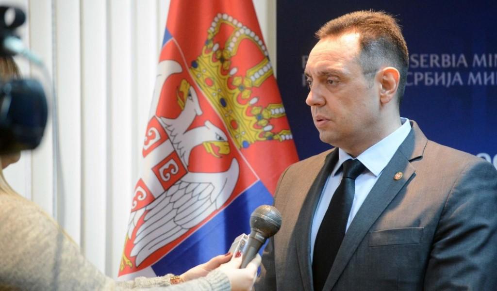 Министар Вулин Војно здравство је привилегија припадника војске