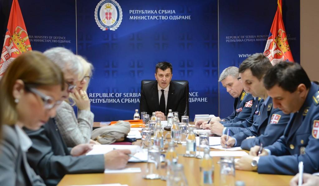 Састанак Радне групе за нормализацију ваздушног саобраћаја