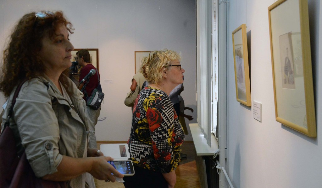 Otvorena izložba Slika građanskog društva Anastasa Jovanovića