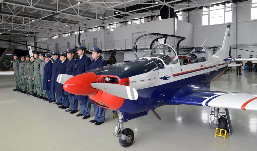 Министар Вулин Бољи услови за обуку пилота