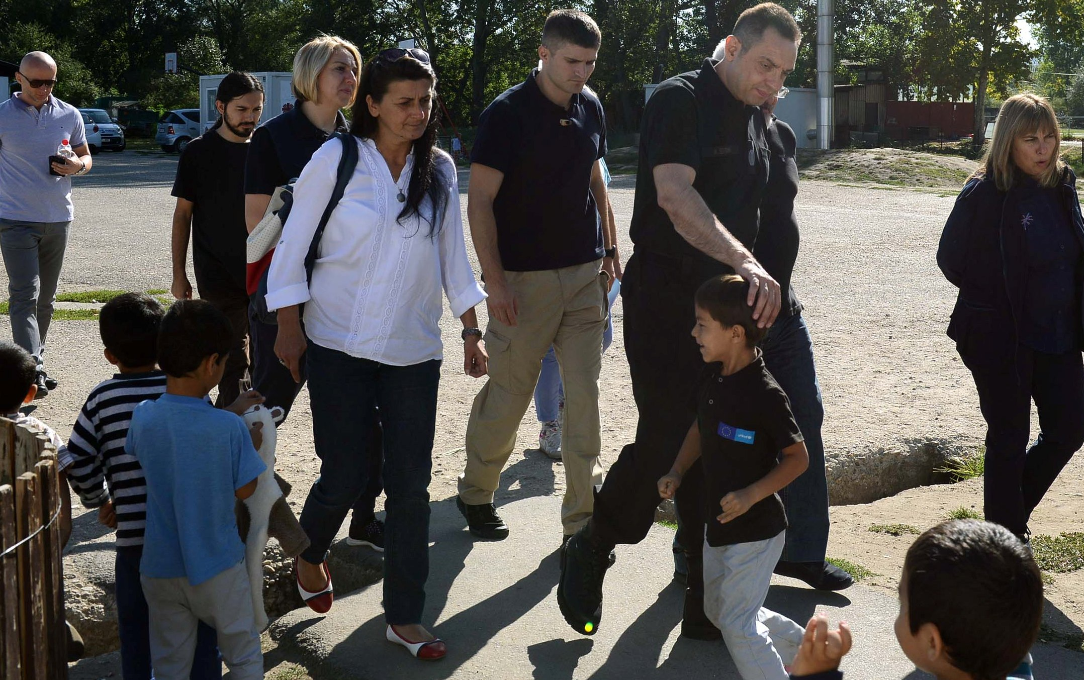 Migrant reception centres ready for winter