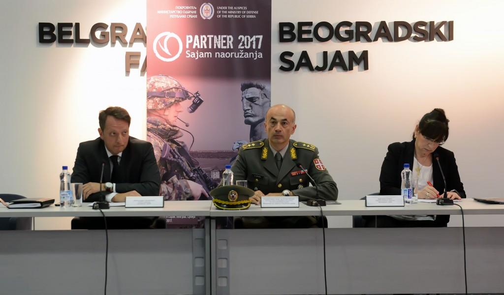 Промотивна конференција поводом сајма Партнер 2017