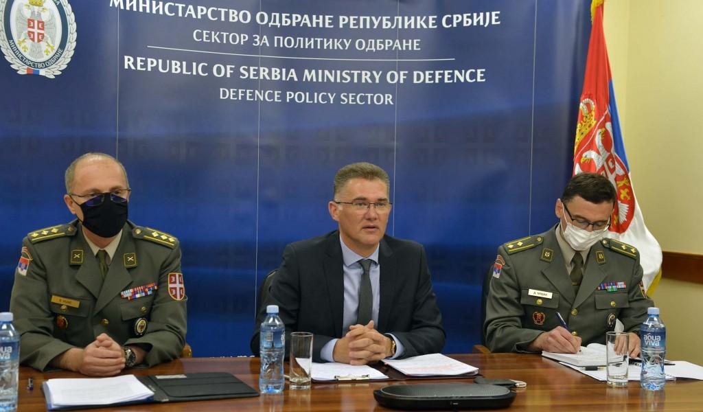 Састанак о сарадњи Србије и НАТО